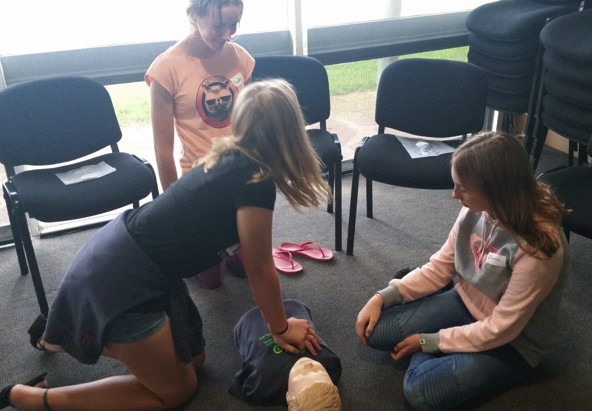 Just4kidz' First Aid Course